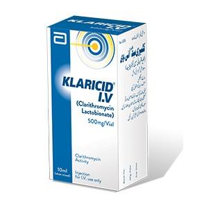 Klaricid 250 Mg Y 500 Mg Abbott Laboratorios Medical Trade De